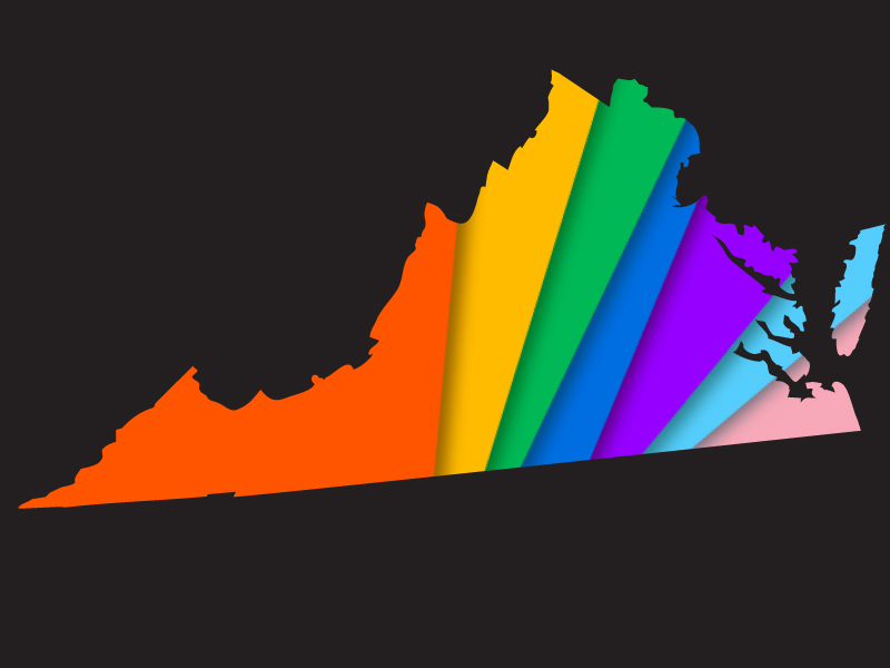 Virginia Becomes 20th State to Protect  LGBTQ Youth from Conversion Therapy