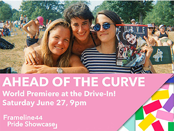 Frameline 44 Pride Showcase: Ahead of the Curve