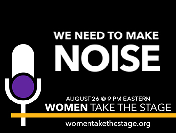 Women Take the Stage