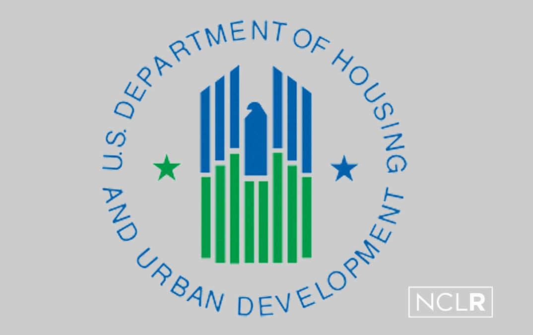 NCLR Applauds HUD Decision to Shelve Anti-Transgender Homeless Shelter Policy