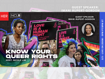 HER Presents: Know Your Queer Rights