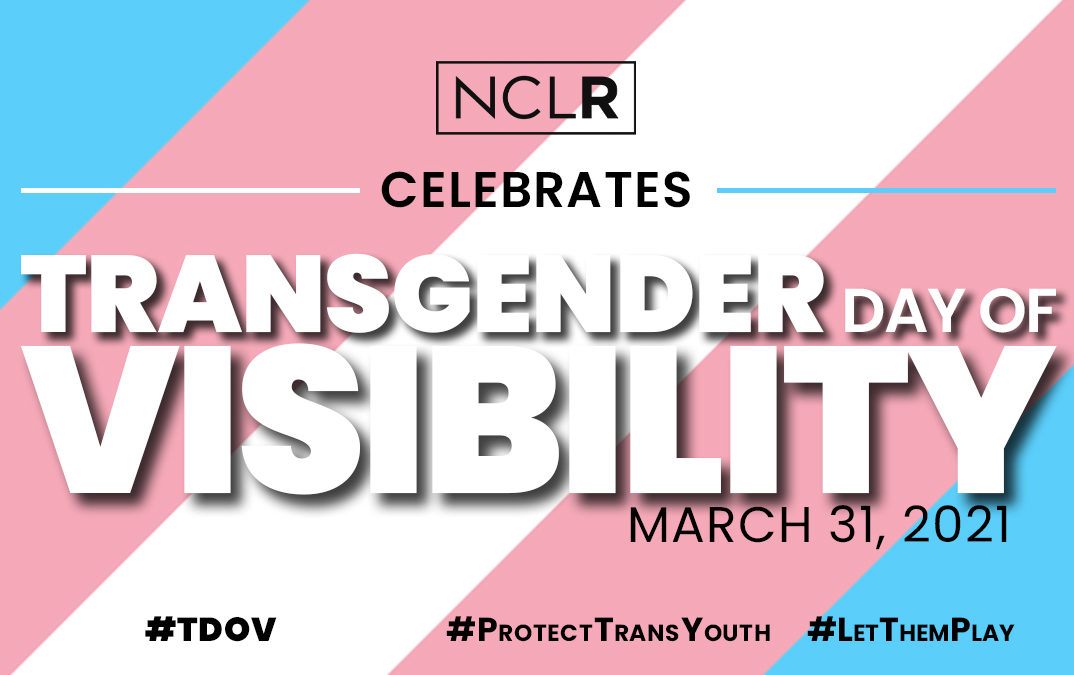On TDOV, NCLR Lifts the Voices of the Next Generation of Our Transgender Staff