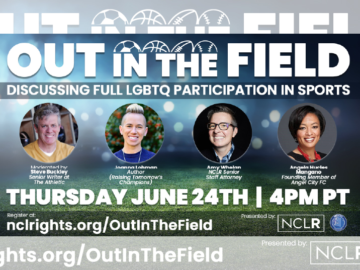 Out in the Field: Discussing Full LGBTQ Participation in Sports