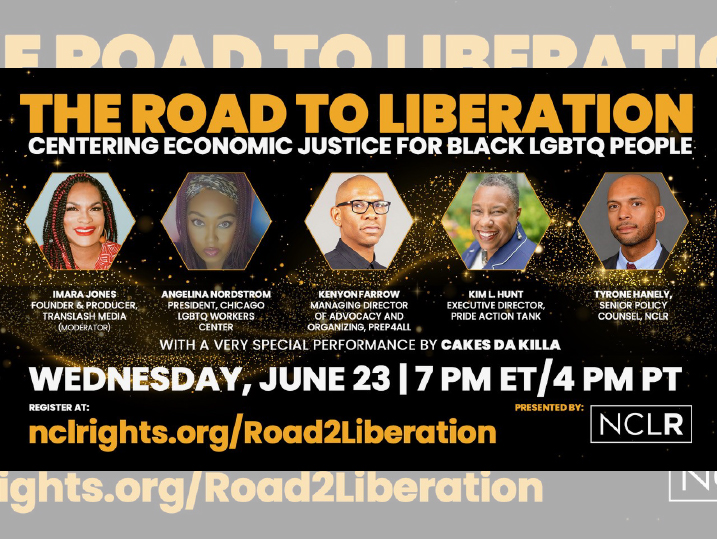 The Road to Liberation:Centering Economic Justice for Black LGBTQ People